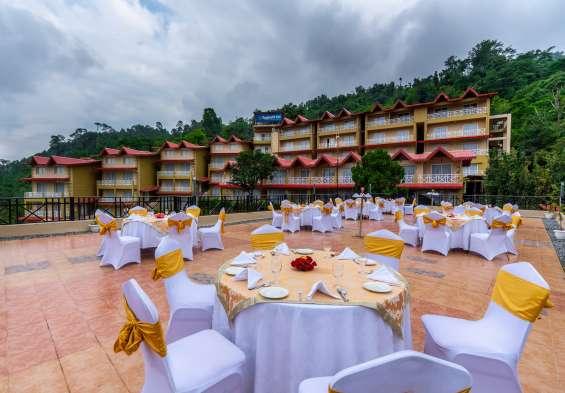 Resorts in nainital