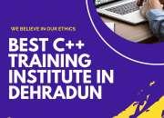 Best C++ training institute in Dehradun