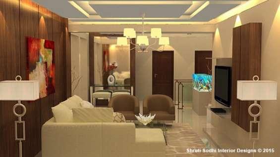 Contact the best interior decorators in delhi ncr