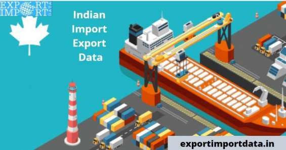 Indian trade import export data