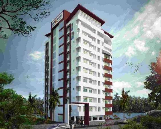 3 bhk flats in aluva