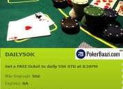 Play poker online with poker offers & deposit codes