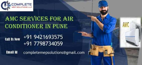 Amc services for air conditioner in pune - completemepsolutions