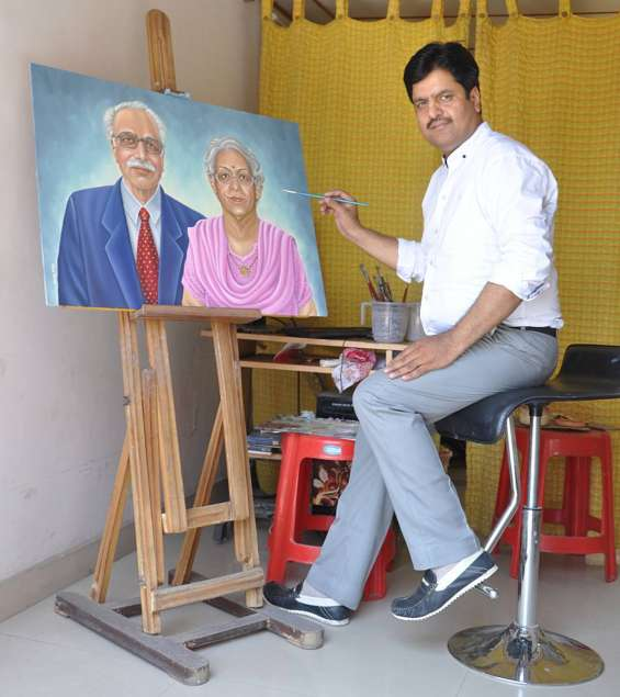 Home tuition for sketching, drawing, painting, learn fine art basics