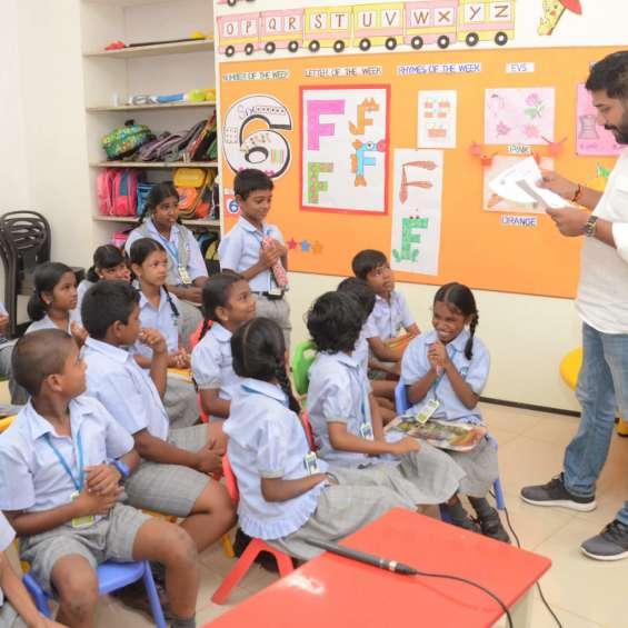 Primary education in india