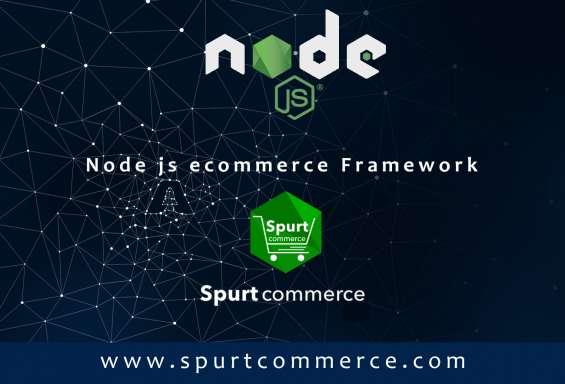 Node js ecommerce framework   node js framework for ecommerce