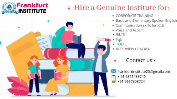 Experts in communication skills and ielts preparation