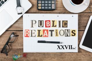 Public relation agency