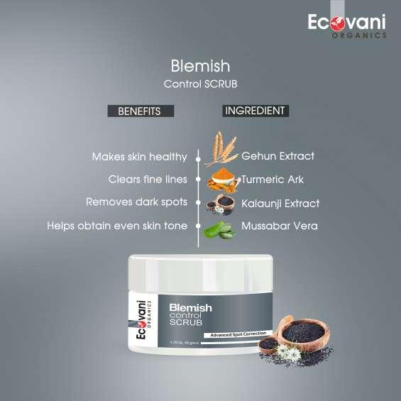 Best blemish remover   blemish scrub