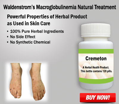 Buy herbal product for waldenstrom's macroglobulinemia with supplyments