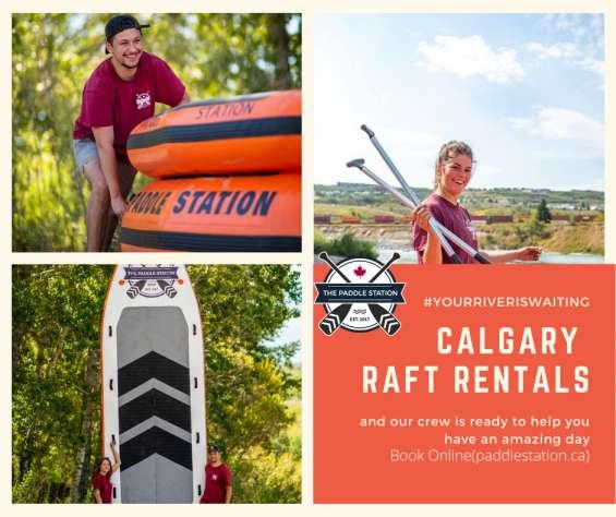 Raft rentals