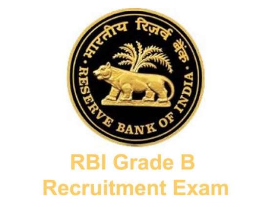 rbi grade b important date & notifications