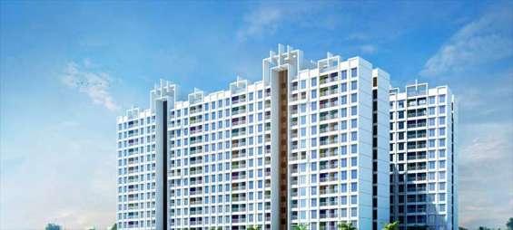 Top 1 bhk flat for sale in undri -goel ganga millennia undri