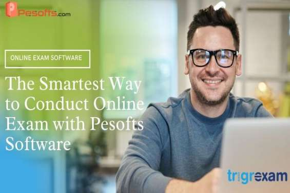 Conduct online exam with pesofts online examination software