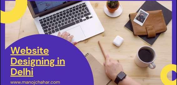 Best website designing in delhi from top web designer