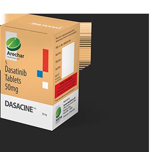 Dasacine (dasatinib)