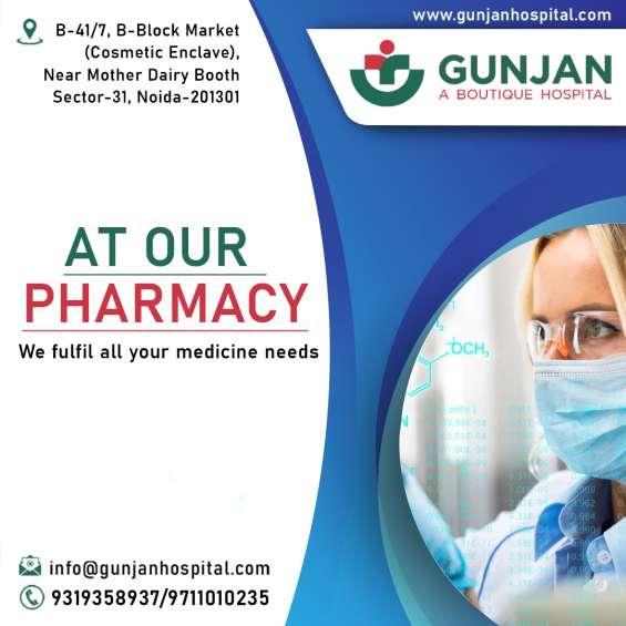 Gynaecologist in noida, gynaecologist in delhi ncr-gunjan hospital