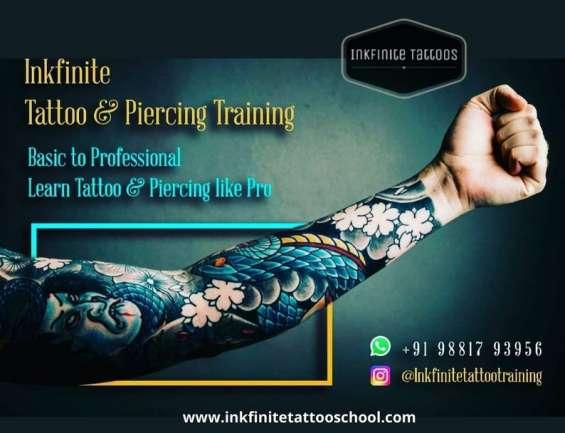 One of the best tattoo training institute in india- inkfinite