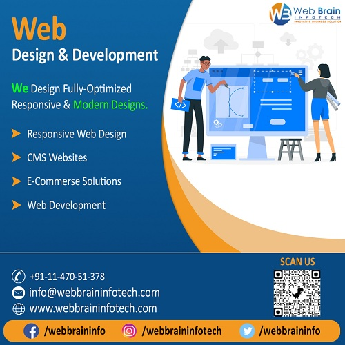 Website development service india