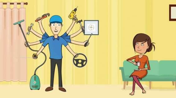 Home cleaning services in pune