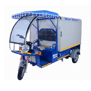 Best quality e cart rickshaw manufacturers in india