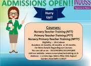 Nursery teacher training (ntt) course in delhi