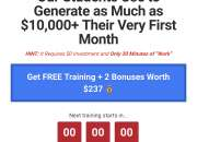 Work from home & make an extra $1000/week with affiliate marketing
