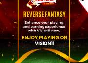 Reverse fantasy with vision11