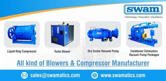 Centrifugal fans & air blowers manufacturer & supplier in india