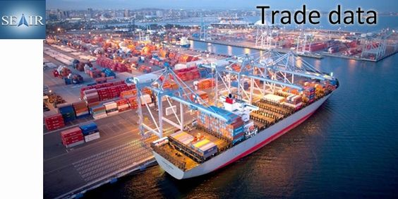 How makes the trade with the help of the import export data?