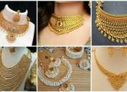 Diamond polki jewellery designs india
