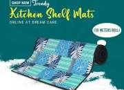 Shop now trendy kitchen shelf mats online at dream care