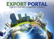 Export portal best ecommerce platform