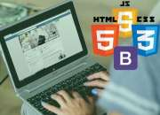 Html css bootstrap course with front-end development skills in delhi, india