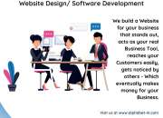Website design and software company in india
